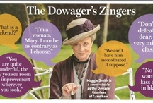 Downton Abbey / Romance, suspense..... I love it! / by Terry Fourtner