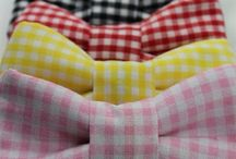 Gingham / Cheerful plaids.... / by Terry Fourtner