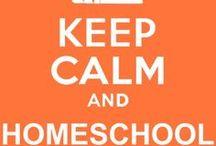 Home School Ideas / by Tiffany Strebeck