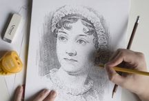 Jane Austen / books, characters / by Gail Freeman Ford