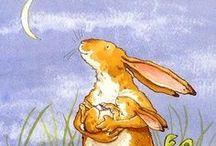 Anita Jeram Illustrations  / by Darla Cole