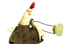 Chickens for MAG / by Darla Cole