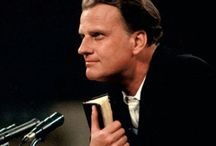Billy Graham / by Terry Fourtner