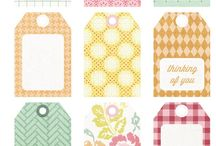 Printables & Downloads / by Jessica @ Two Shades of Pink