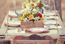 Tablescapes / by Jessica @ Two Shades of Pink