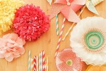 Paper Things / by Jessica @ Two Shades of Pink