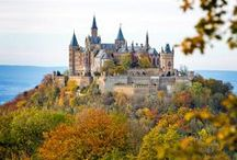 Castlemania! / Since I lived in Germany when I was young, and had the chance to see amazing castles, I've always loved them.  / by Lorian D.