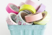 Washi Pretties / by Jessica @ Two Shades of Pink
