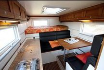 Compact travel / rv/camper vans/trailers / by whimsigal