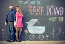 Baby Dowd ♥♥♥ / 1 + 1 makes 3 ❤ Rowan Davidson Dowd  / by Jessica Dowd