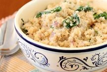 Yummy Side Dishes / by Jessica @ Two Shades of Pink