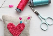 Sew / Easy and simple sewing ideas / by Jessica @ Two Shades of Pink