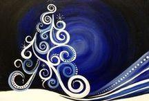 Ceramics - paint me! / by Roxanne Weber