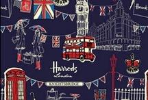 london / by Joni Wheeler