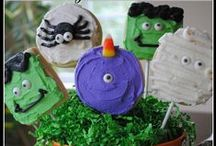 Halloween and Fall Stuff / Food and Crafts devoted to Halloween and Autumn. ENJOY / by Shugary Sweets
