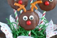 Christmas Holiday Cheer / by Shugary Sweets