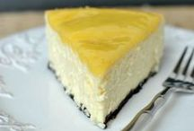 Cheesecake Heaven / Recipes for your favorite creamy dessert: Cheesecake  / by Shugary Sweets