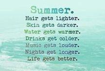 summer / by Karen Louise