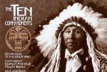 Spirituality ~ Native American Indians ~ / by Vicki Stokes