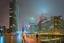 London Fog / London town - less foggy than it used to be. / by InsideGuide toLondon
