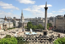 London #Views / A selection of places in London where you can enjoy the #view, or capture a decent photo. Ignoring those places which are off limits. Most are up high, but several are at street level, or lower. / by InsideGuide toLondon