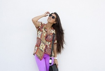 My Style / www.notesofstyle.com / by Maria Copello