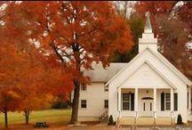 Little White Church / by Carolyn Tarver