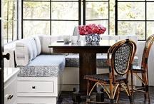 Black and white interiors / by A. Peltier Interiors Inc.  - Interior Design