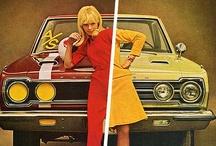 Vintage Car ads / by Johnny Law Motors