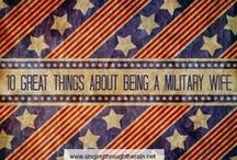 Military Spouse Bloggers / Board for Military Spouse Bloggers to promote and share their awesome pins! Follow along to find out what Military Spouses blog about, you may be surprised to find it's not always about the military but life, food, crafts, fun and more!  If your a Military Spouse Blogger and want to be added email me at worldtravelingmilitaryfamily+pinterest {at} gmail.com  / by Mrs. B