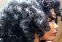Hair and Makeup / by Segilola Ayeni
