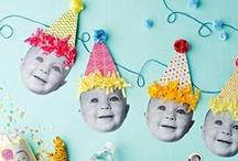 Birthday Party Ideas  / by Julia Triplett
