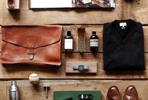 Men's apparel & stuff / Men's stuff / by Michael Rodak