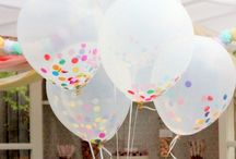 Party ideas / by Amy Dietz