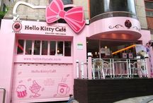 Hello Kitty / by Amy Dietz