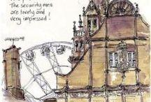 Artist  Journals & Sketchbooks / by Lynda Nichol