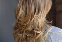 Hair, highlights and styles I love / by Amy Dietz