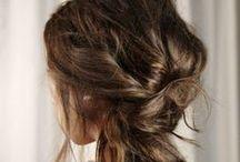 Hair Ideas + Inspiration / by Brienne Michelle