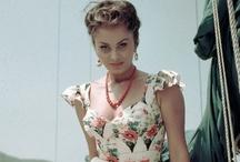 Sophia Loren / by Zelda Zonk