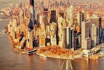 New York City / by Flavio Seabra