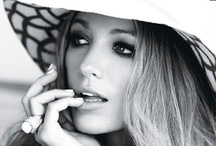 ♥Blake Lively / Blake Ellender Lively (Blake Ellender Brown) was  born in Tarzana, Los Angeles, California on August 25, 1987. / by Viola Chow