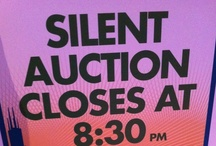 Super Signs at Charity Auctions / by CharityAuctioneer.com
