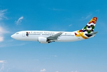 """Cayman Airways /  Cayman Airways is the national flag carrier of the Cayman Islands and invites you to experience true Caymanian hospitality. With great fares and incredible service, we invite you to discover why, """"Those Who Fly us, Love us""""  / by Cayman Islands"""