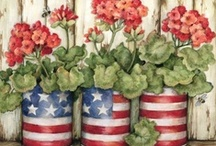 Stars and Stripes by LANG / Get ready for the 4th of July with wonderful LANG products including stationery, mugs, dinnerware collections, kitchen accessories and home decor! Red, White and Blue, Stars and Stripes make the ultimate Americana LANG Collection! / by LANG