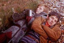myth & magic / Merlin  / by Ashleigh Bennett