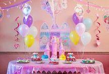 birthday parties :) / by krystle seaman