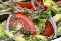 Salads / by Ariana