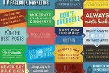 Social Media / Infographics about social media - Jede Menge Infografiken über Social Media / by Falk Sieghard Gruner
