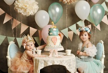 Girl's Party / by Audrey Morissette