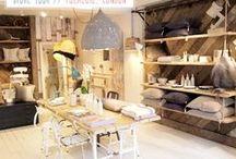 Store Designs / by Audrey Morissette